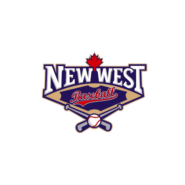 New West Baseball Association Logo