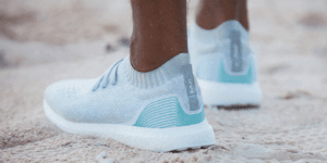 Shoes Made from Recycled Ocean Plastics